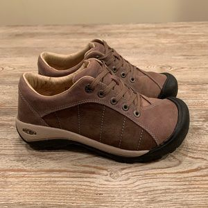Keen Presidio Leather Shoes